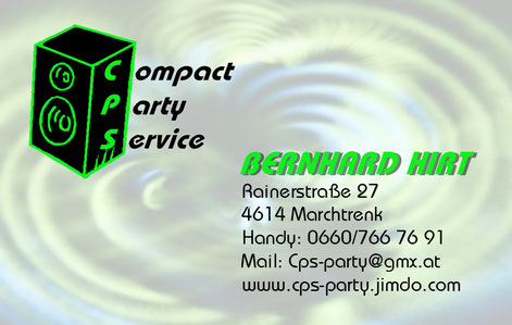 Compact Party Service